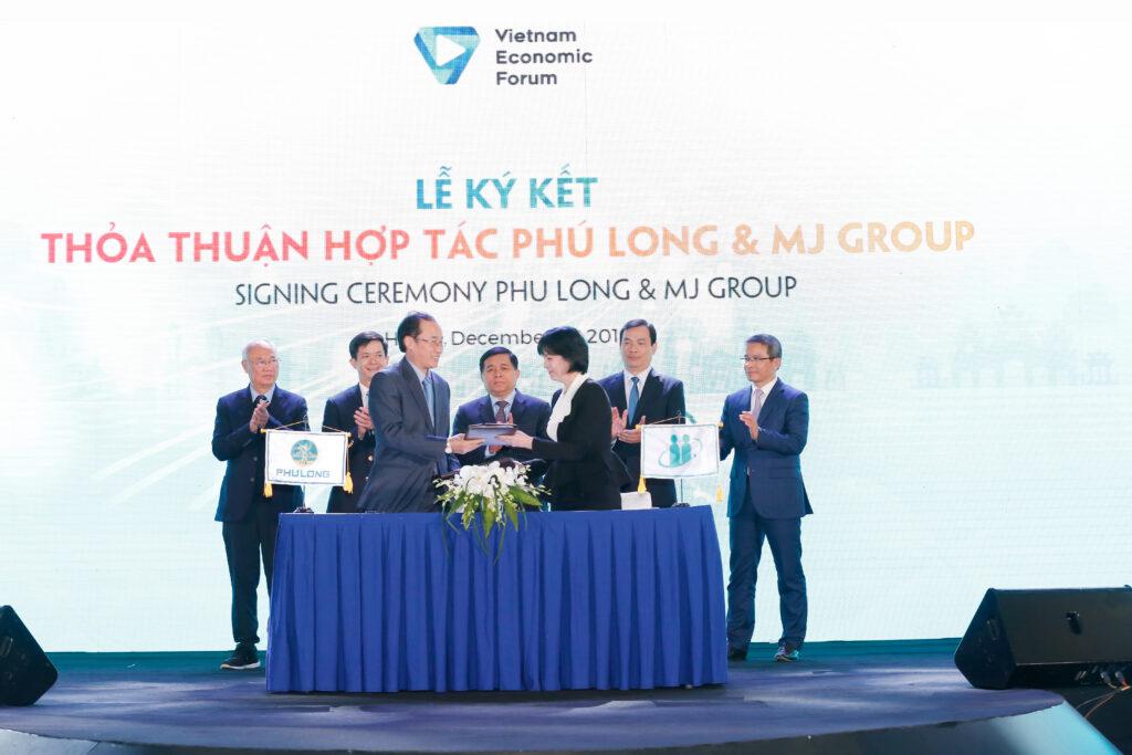 Phú Long hợp tác với MJ Group phát triển dịch vụ chăm sóc sức khoẻ, sắc đẹp tại thế giới nghỉ dưỡng, giải trí đỉnh cao
