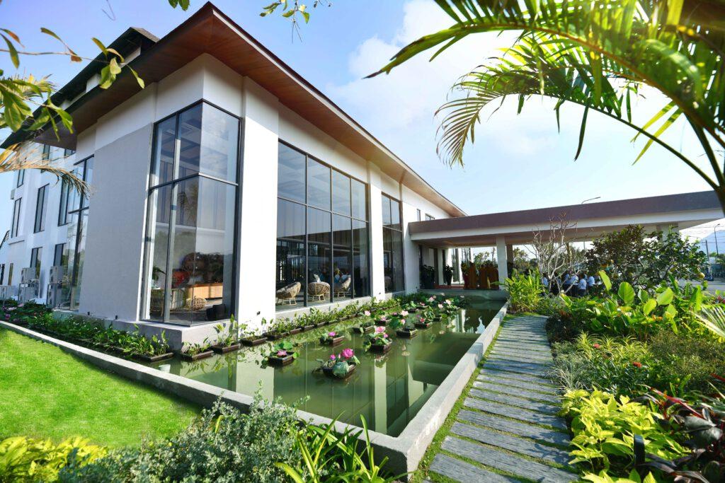 Khai trương khu văn phòng, showroom tại L'Alyana Senses World Phú Quốc